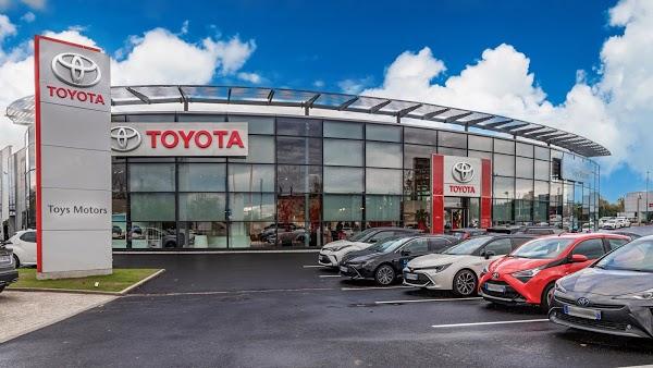 Foto di Toyota Motors Toys Hoenheim di Strasburgo  Basso Reno  Grande Est  Francia metropolitana  Francia