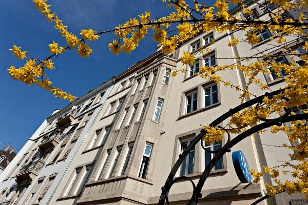 Foto di Hotel des Princes Strasbourg - The Originals di Strasburgo  Basso Reno  Grande Est  Francia metropolitana  Francia