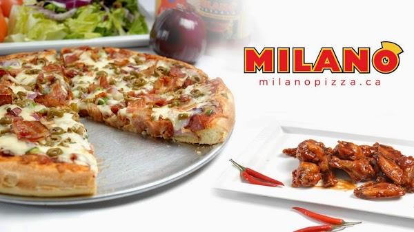 Foto di Milano Pizzeria di Ottawa  Eastern Ontario  Ontario  Canada