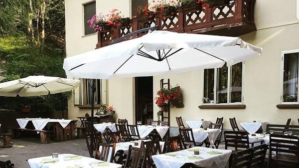 Foto di Ristorante-Bar - Albergo della Sacra di Caprie  Provincia di Torino  Piemonte  Italia