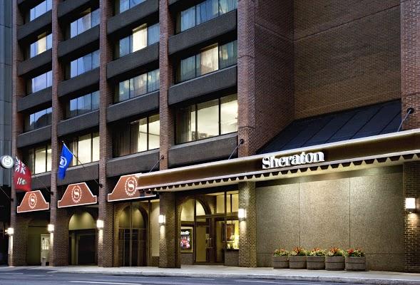 Foto di Sheraton Ottawa Hotel di Ottawa  Eastern Ontario  Ontario  Canada