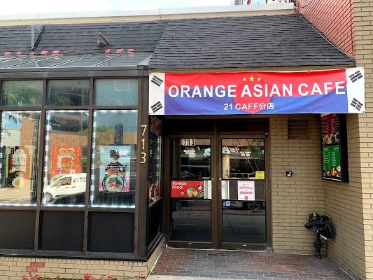 Foto di Orange Asian Cafe di Syracuse  Onondaga County  New York  Stati Uniti d America
