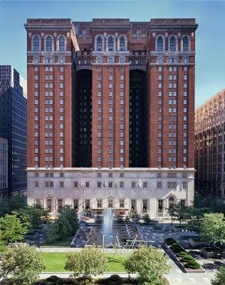 Foto di Omni William Penn Hotel di Pittsburgh  Allegheny County  Pennsylvania  Stati Uniti d America