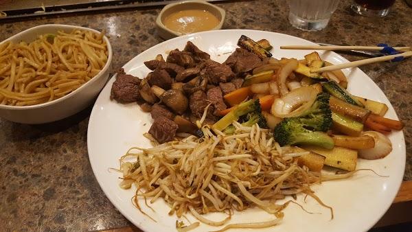 Foto di Ichiban Japanese Steakhouse di Syracuse  Onondaga County  New York  Stati Uniti d America