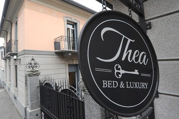 Foto di Thea Monza Bed %26 Luxury di Arcore  Monza e della Brianza  Lombardia  Italia