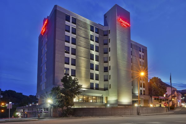 Foto di Hampton Inn Pittsburgh University/Medical Center di Pittsburgh  Allegheny County  Pennsylvania  Stati Uniti d America