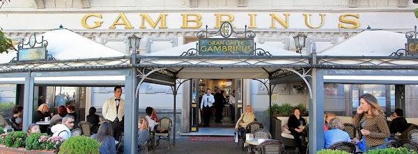 Foto di Gran Caff%E8 Gambrinus di Napoli  Campania  Italia
