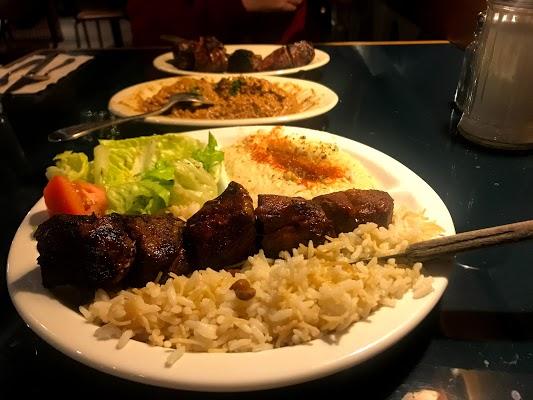 Foto di Ali Baba Restaurant di Pittsburgh  Allegheny County  Pennsylvania  Stati Uniti d America