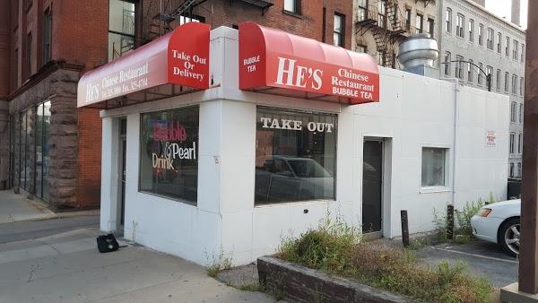 Foto di He%27s Chinese and Japanese Restaurant di Rochester  Monroe County  New York  Stati Uniti d America