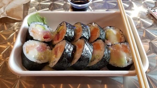 Foto di Sushi Fuku di Pittsburgh  Allegheny County  Pennsylvania  Stati Uniti d America