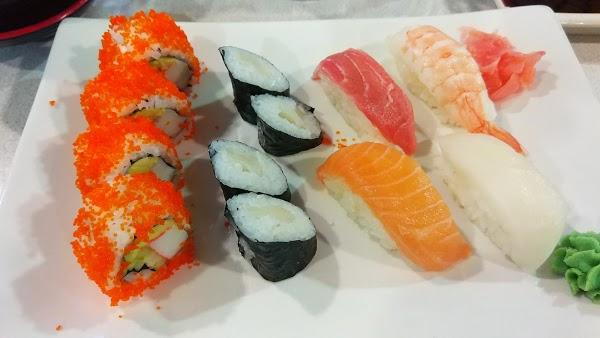 Foto di Estilo Sushi di Madrid    rea metropolitana de Madrid y Corredor del Henares  Comunidad de Madrid         Spagna