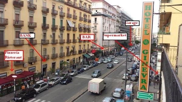 Foto di Hotel Ginevra di Napoli  Campania  Italia