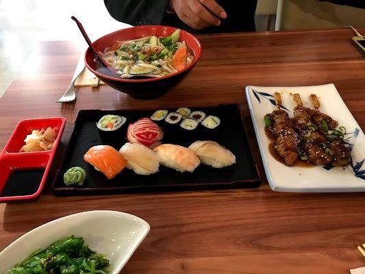 Foto di Sushi Bar Huang di Mannheim  Baden W  rttemberg         Germania