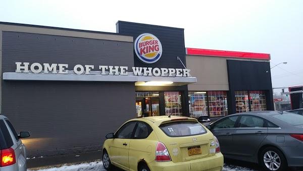 Foto di Burger King di Rochester  Monroe County  New York  Stati Uniti d America