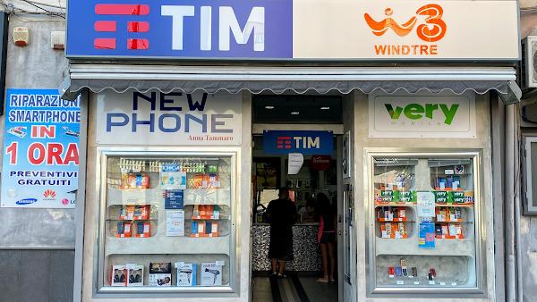 Foto di New Phone Di Anna Tammaro di San Sebastiano al Vesuvio  Napoli  Campania  Italia