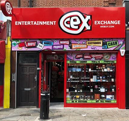 Foto di CeX di Londra  London  Greater London  Inghilterra  SW A  DX  Gran Bretagna
