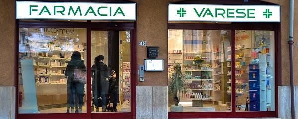 Foto di Farmacia Varese di Via Giuseppe Verdi  Limbiate  Provincia di Monza  Italia