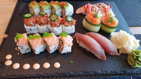 Foto di KAORU Japanisches Sushi Restaurant %26 Lieferservice di Mannheim  Baden W  rttemberg         Germania