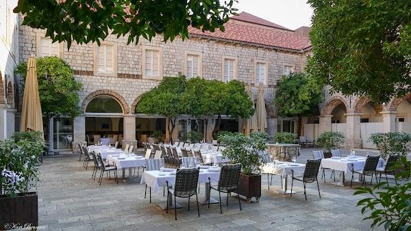 Foto di Restaurant Klarisa di Ragusa  Regione raguseo narentana         Croazia
