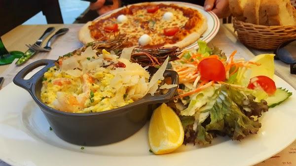 Foto di Restaurant Marco Polo di Strasburgo  Basso Reno  Grande Est  Francia metropolitana  Francia