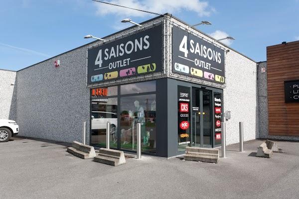 Foto di 4 saisons - Outlet di Binche  Hainaut  Wallonie  Belgique