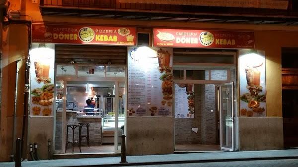 Foto di El Rey Del Kebab di Valencia  Comarca de Val  ncia  Valencia  Comunit   Valenzana  Spagna