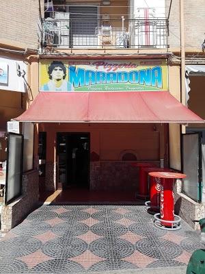 Foto di Pizzeria Friggitoria Rosticceria Maradona di Napoli