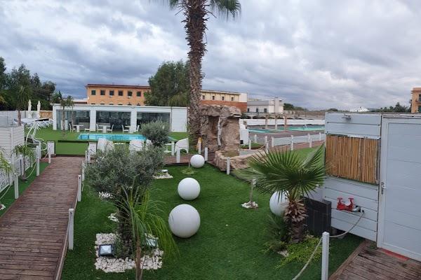 Foto di Hotel Pietrarsa di Torre del Greco