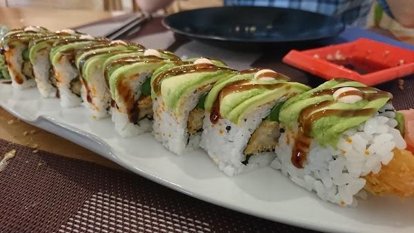 Foto di Nagoya Sushi Restaurante Japones di Valencia  Comarca de Val  ncia  Valencia  Comunit   Valenzana  Spagna