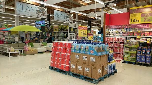 Foto di Carrefour di Valencia  Comarca de Val  ncia  Valencia  Comunit   Valenzana  Spagna