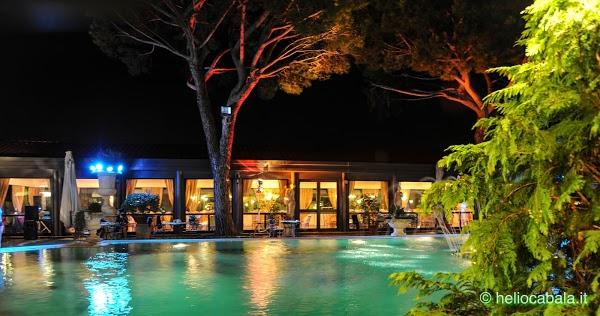 Foto di Grand Hotel Helio Cabala di Albano Laziale