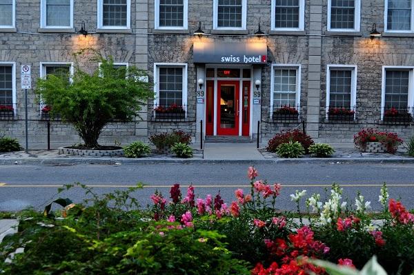 Foto di Swiss Hotel di Ottawa  Eastern Ontario  Ontario  Canada