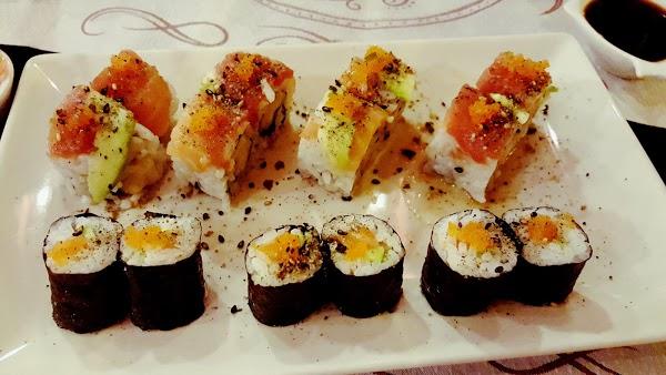 Foto di Korean Sushi di Valencia  Comarca de Val  ncia  Valencia  Comunit   Valenzana  Spagna