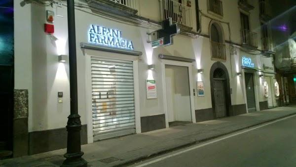 Foto di Farmacia Alfani Sorrento di Sorrento  Napoli  Campania         Italia