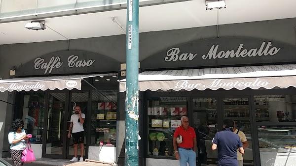 Foto di Bar Montealto di Napoli