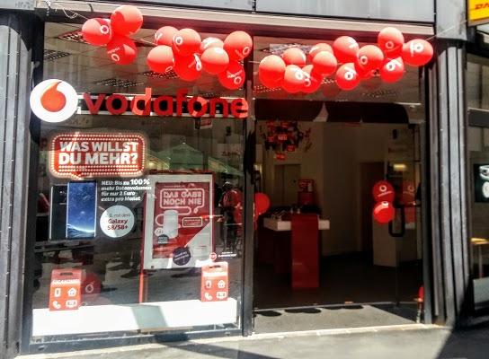 Foto di Vodafone Shop di Raunheim  Kreis Gro   Gerau  Assia         Germania