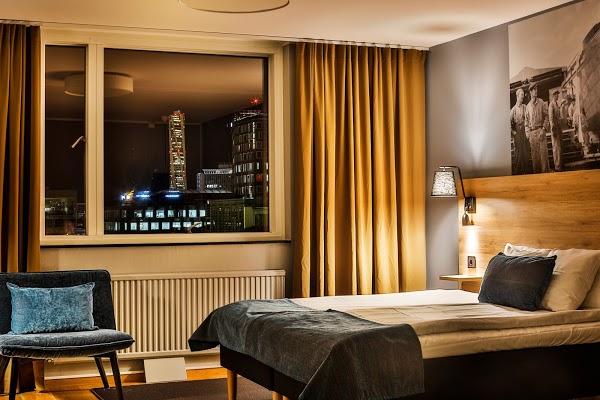 Foto di First Hotel J%F6rgen Kock di Malmo  Malm   kommun  Contea della Scania  Region G  taland  Svezia