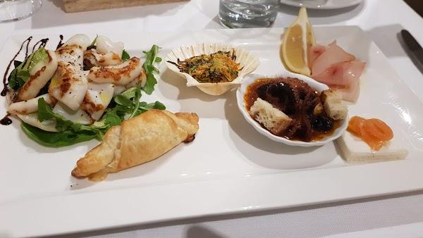Foto di La Quercia Ristorante - Gastronomia di Agnano  Pisa  Toscana         Italia
