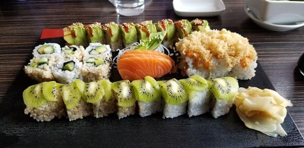 Foto di Sushi 88 di Ottawa  Eastern Ontario  Ontario  Canada