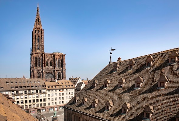 Foto di H%F4tel Gutenberg di Strasburgo  Basso Reno  Grande Est  Francia metropolitana  Francia