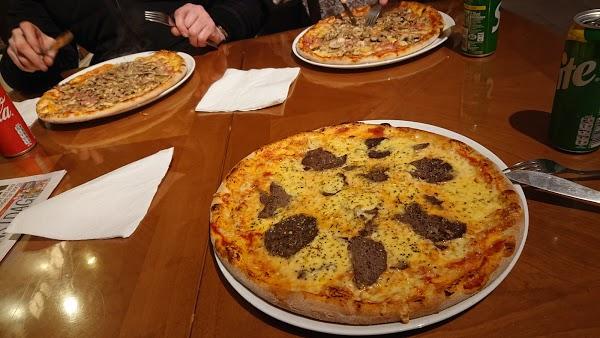 Foto di Pizzeria Oden di Malmo  Malm   kommun  Contea della Scania  Region G  taland  Svezia