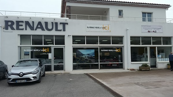 Foto di Renault Dacia Tour de Mare SATAC di Saint Raphael