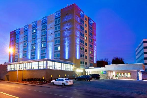 Foto di Holiday Inn Express %26 Suites Pittsburgh West - Green Tree di Pittsburgh  Allegheny County  Pennsylvania  Stati Uniti d America