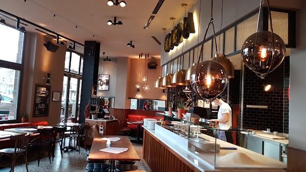Foto di L%27Osteria Mannheim di Mannheim  Baden W  rttemberg         Germania