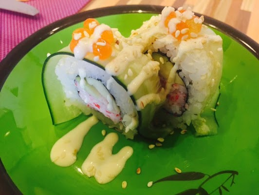 Foto di Ristorante Bamb%F9 Grill Sushi %26 Wok di Rio Saliceto  Pianura Reggiana  Reggio nell Emilia  Emilia Romagna  Italia