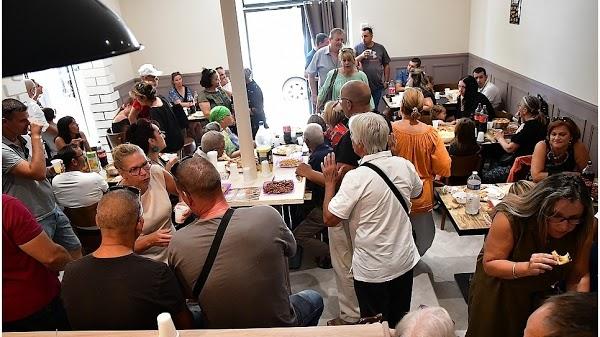 Foto di Pizzeria La Douda di ZA Castellamare  Saint Chamas  Istres  Bouches du Rh  ne  Provenza Alpi Costa Azzurra  Francia metropolitana         Francia